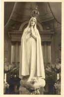 Notre-Dame De FATIMA Venue En Belgique En 1947 - Photo Métillon, Tamines - Autres
