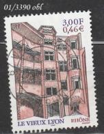 FRANCE ANNEE 2001 N° 3390   OBLITERE - France