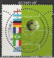FRANCE ANNEE 2002 N° 3483    OBLITERE - France