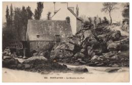 CPA 29 - PONT AVEN (Finistère) - 221. Le Moulin Du Port - Dos Simple - Pont Aven