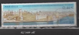 FRANCE ANNEE 2002 N° 3489    OBLITERE - France