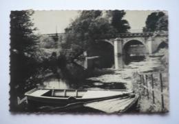 78  - MEULAN - Petit Bras De Seine - Barques - Meulan