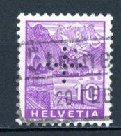 Helvetia   Y&T    S  127    Obl    ---     TTB - Officials