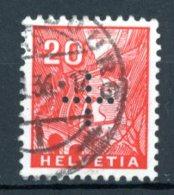 Helvetia   Y&T    S  129    Obl    ---     TTB - Officials