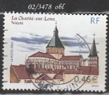 FRANCE ANNEE 2002 N° 3478    OBLITERE - France
