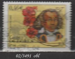 FRANCE ANNEE 2002 N° 3491    OBLITERE - France