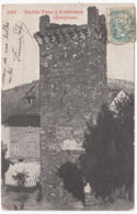 CPA Vieille Tour à Clairvaux, Gel. 1905 - France