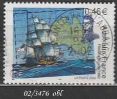 FRANCE ANNEE 2002 N° 3476    OBLITERE - France