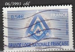 FRANCE ANNEE 2006 N°3993     OBLITERE - France