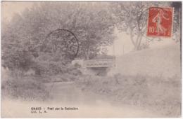 13. GRANS. Pont Sur Le Touloubre - Autres Communes