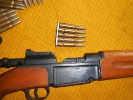 CLIP 7.5 FRANCE WW2 - Armi Da Collezione