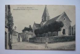 78 - Environs De MEULAN-  BRUEIL-EN-VEXIN - L'église SAINT-DENIS - Meulan