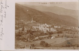 GENOVA-SANTO STEFANO D'AVETO - Genova (Genoa)