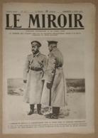 Le Miroir Du 9/07/1916 Nicolas II - Bombardement Des Crassiers Et Puits - Harem-Chérif Enlevé Aux Turcs - Annamites - Kranten