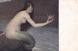 K.Gohler.Mermaid.Rishar Edition Nr.566 - Russia