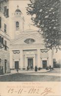 GENOVA-SANTA MARGHERITA LIGURE CHIESA DI SAN SIRO - Genova