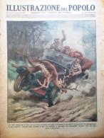 Illustrazione Del Popolo 27 Ottobre 1929 Dogliani Rogliano Uta Rasputin Mawson - Boeken, Tijdschriften, Stripverhalen