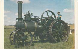 Postcard - Fowler Ploughing Engine No.15436 Built 1919 Card No.kfwp232 Unused Very Good - Cartes Postales