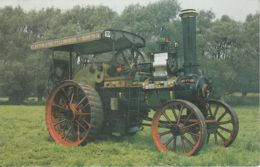 Postcard - Clayton, Shuttleworth Built 1914, 10 Tons  Card No..kfwp 234 Used Date On Rear 25th Apr 1983 Very Good - Cartes Postales