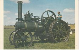 Postcard - Fowler Agricultural Engine No.11698 Built 1909 Card No.kfwp231 Unused Very Good - Cartes Postales