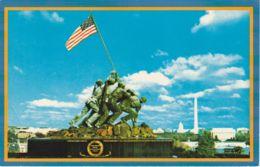 Postcard - U.S.A. Marine Corps War Memorial, IWO Jima Statue No Card No.. Unused Very Good - Cartes Postales