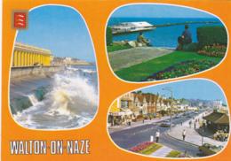Postcard - Walton - On - Naze. 3 Views - VG - Cartes Postales
