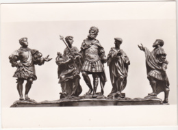 Postcard - Allegorical Group - Gift From J. Pierpont Morgan (1917)  - Card No. PH 17-22 - VG - Cartes Postales