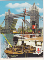 Postcard - Tower Bridge, London - Card No. 111-C - VG - Cartes Postales
