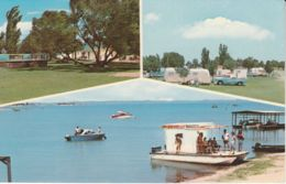 Postcard - The Edgewater, Cottages And Trailer Park - Texas Card No..31279c Unused Very Good - Cartes Postales