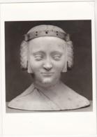 Postcard - Art - Marie Of France - Marble By Jean De Liege - Card No. PH 12-07 - VG - Cartes Postales