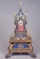 Postcard - Gustave Baugrand (1826-1870) - Pendule Style Renaissance Clock 1867 - Card No. EX. 1818 - VG - Cartes Postales