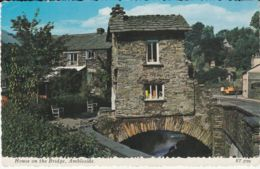 Postcard - House On The Bridge, Ambleside Card No.et3789 Posted 13th May 1970 Very Good - Cartes Postales