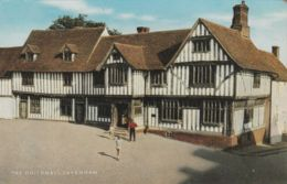 Postcard - The Guildhall, Lavenham Card No..1310305 Posted 25th May 1975 Very Good - Cartes Postales