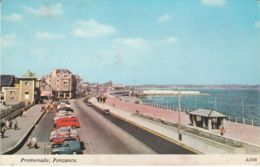 Postcard - Promenade, Penzance Card No..a19h Used Not Posted Very Good - Cartes Postales
