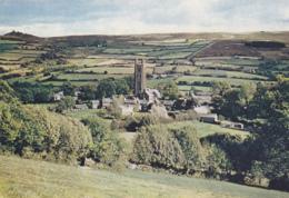 Postcard - Widecombe In The Moor, Devon - Card No. 1415 - VG - Cartes Postales
