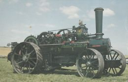 Postcard - Fowler Ploughing Engine No.15436 Built 1919, Princess Mary Card No.kfwp232 Unused Very Good - Cartes Postales