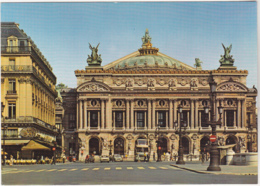 Postcard - Paris - L'Opera Et Le Cafe De La Paix - Card No. P40 - VG - Cartes Postales