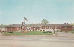 Postcard - Ches-Mar Motel, Baltimore, Maryland Card No..22811b Unused Very Good - Cartes Postales