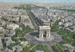 Postcard - Paris - L'Arc De Triomphe - Card No. 80 - VG - Cartes Postales