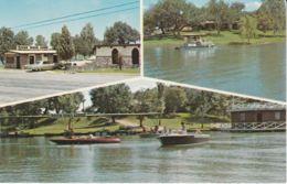 Postcard - River Oaks Lodge, Texas Card No..86340c Unused Very Good - Cartes Postales