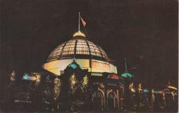 Postcard - Flower Building Illuminated, Canadian Nat Exhibtion Card No..p52925 Unused Very Good - Cartes Postales