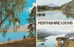 Postcard - Perthshire Lochs, Scotland  Card No..69212c Unused Very Good - Cartes Postales