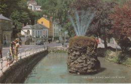 Postcard - The Fish Pond, Matlock, Bath - Card No..1190109 Unused Very Good - Cartes Postales