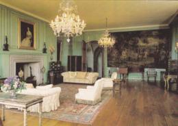 Postcard - The Drawing Room, Castle Drogo, Devon - Card No. L6/SP 7394 - VG - Cartes Postales