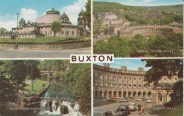 Postcard - Buxton - Card No..1190409 Unused Very Good - Cartes Postales