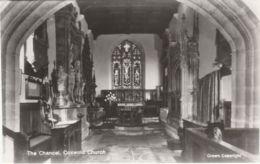 Postcard - Church - Coxwold Church, The Chancel No Card No.. Unused Very Good - Matériel