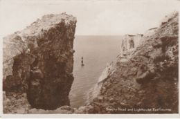 Postcard - Beachy Head And Lighthouse, Eastbourne - No Card No.. Unused Very Good - Cartes Postales