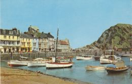 Postcard - The Inner Harbour Ilfracombe Card No.kif130 Unused Very Good - Cartes Postales