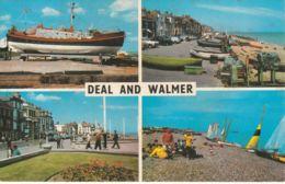 Postcard - Deal And Walmer - Card No..plc4656 Unused Very Good - Cartes Postales