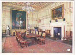 Postcard - Warwick Castle - The State Dining Room - Card No. P.H. 169 - VG - Cartes Postales